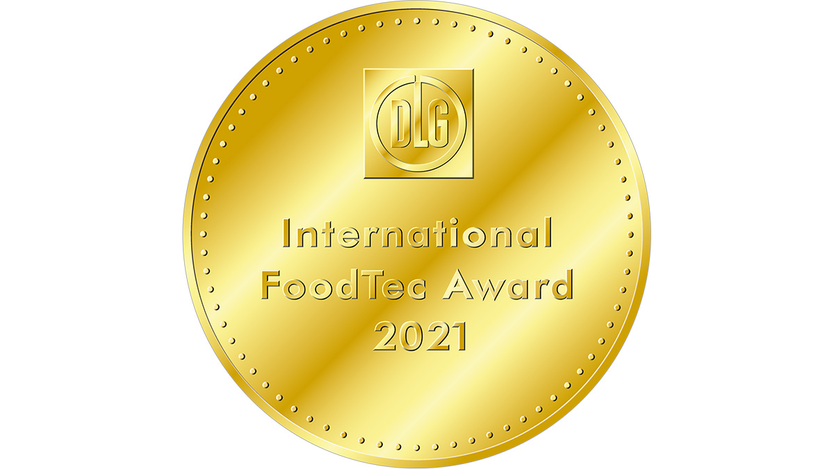 International FoodTec Award 2021