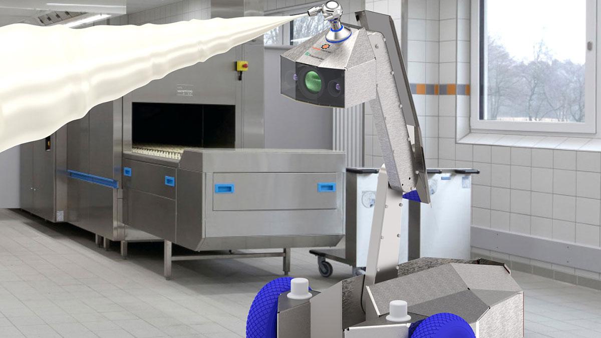 Frauenhofer IVV - Packaging and robots