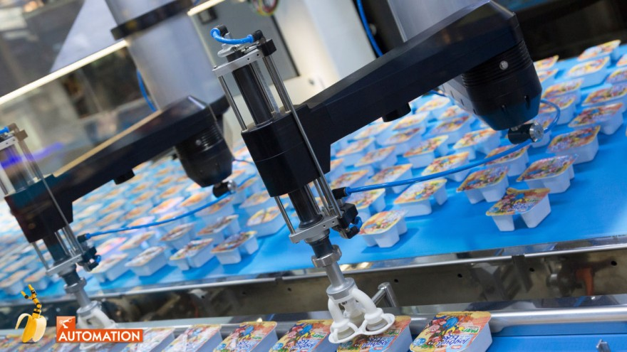 Anuga FoodTec Schwerpunktthema Automation
