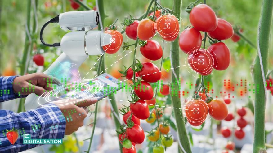 Anuga FoodTec Key topic Digitalisation