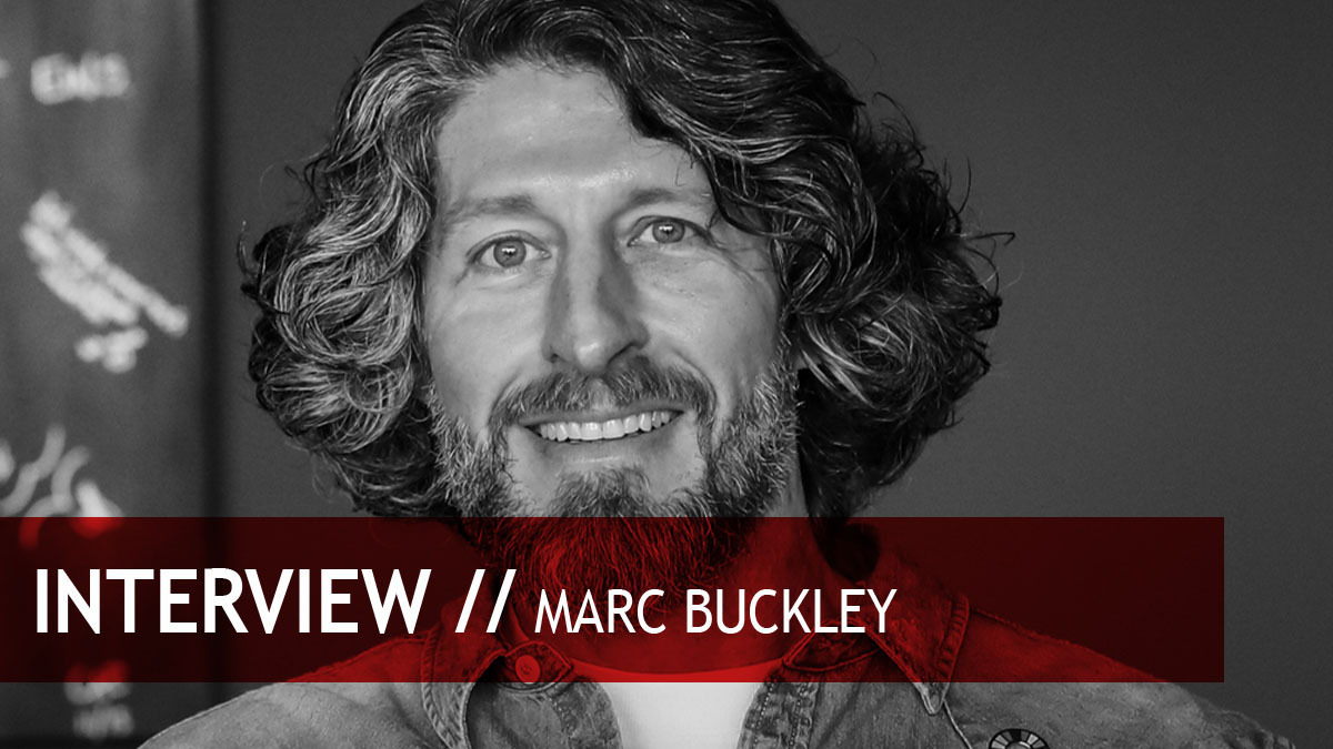 Future concept sustainability: An interview with Marc Buckley