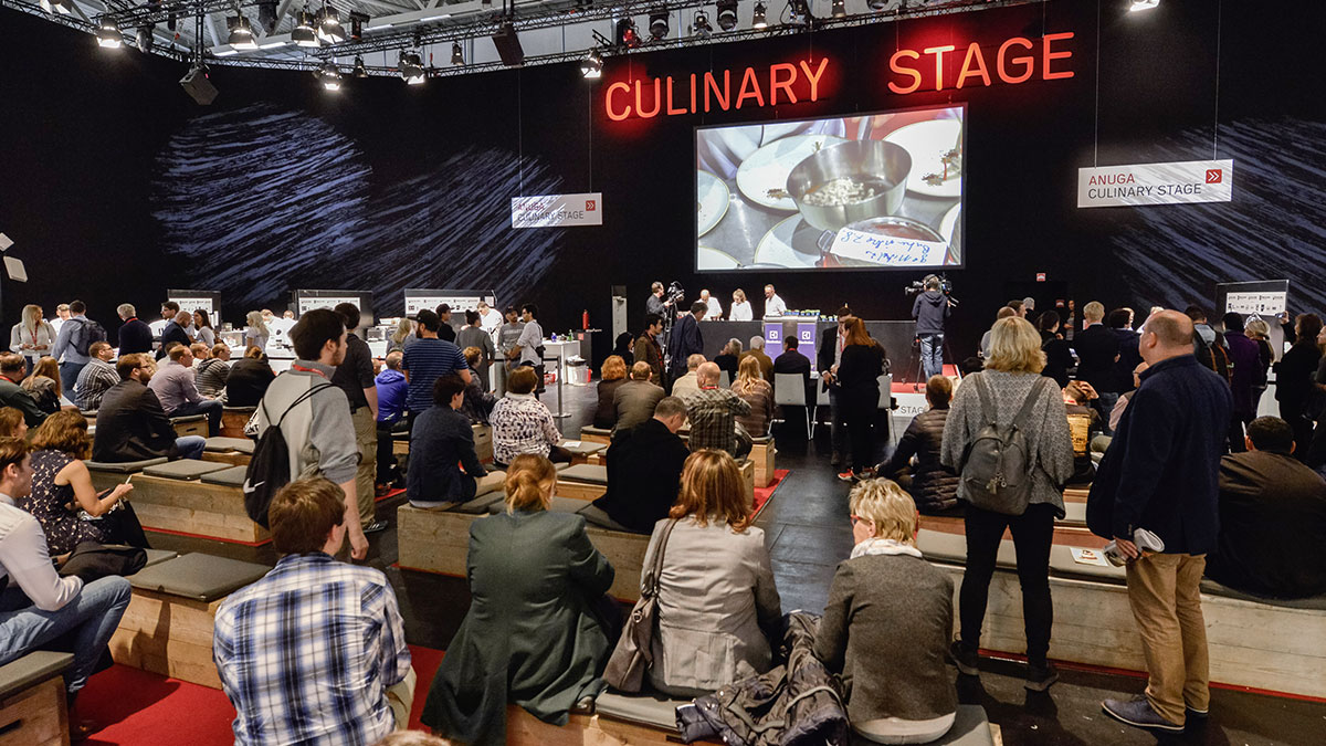 The Culinary Stage at Anuga