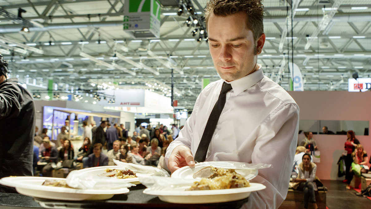 Events, shows and competitions around food service and the out-of-home market