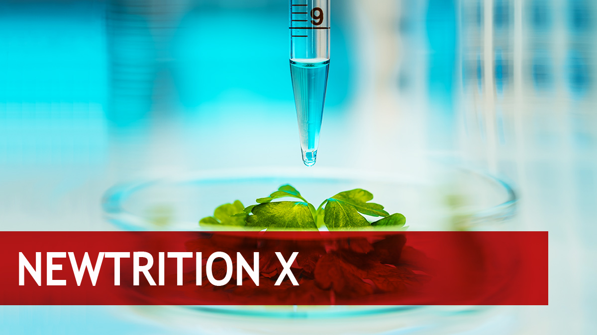 NEWTRITION X. - Innovation summit for personalised diet
