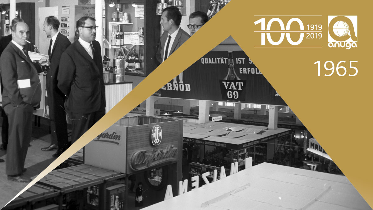 1965: Five buyers day