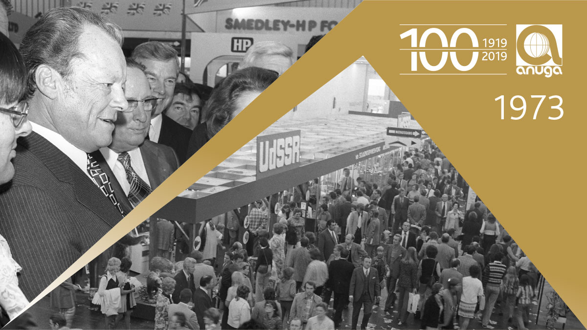 1973: The duration of Anuga was shortened down to six days