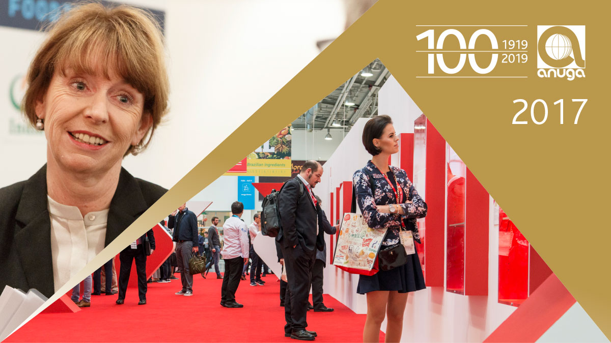 2017: Record number of exhibitors with more than 7,000 companies