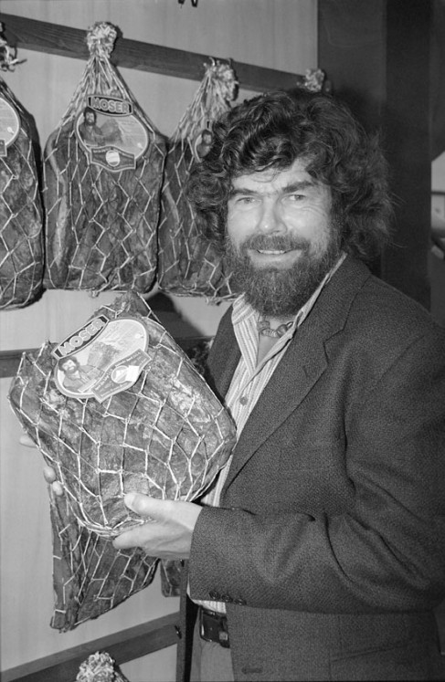 Anuga-100-Jahre-Impressionen-1999 - Reinhold Messner
