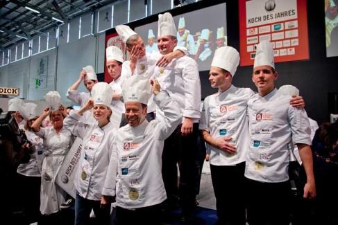 Anuga-100-Jahre-Impressionen-2011 - Teilnehmer Kochwettbewerb zur Anuga