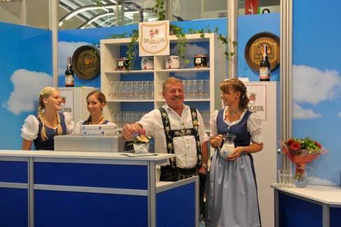 Anuga-100-Jahre-Impressionen-2013 - Ausstellerstand Irlbacher Premium