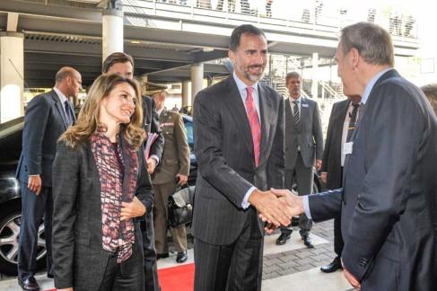 Anuga-100-Jahre-Impressionen-2013 - König Felipe VI von Spanien