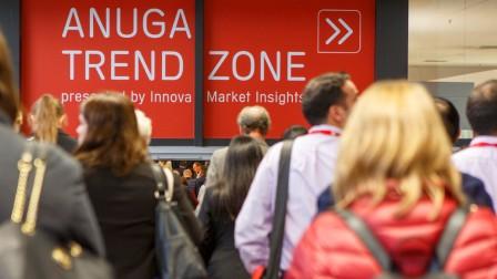 Anuga Trend Zone – relevante Markt- und Konsumtrends