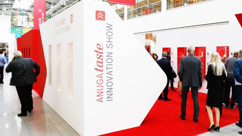 Anuga taste Innovation Show
