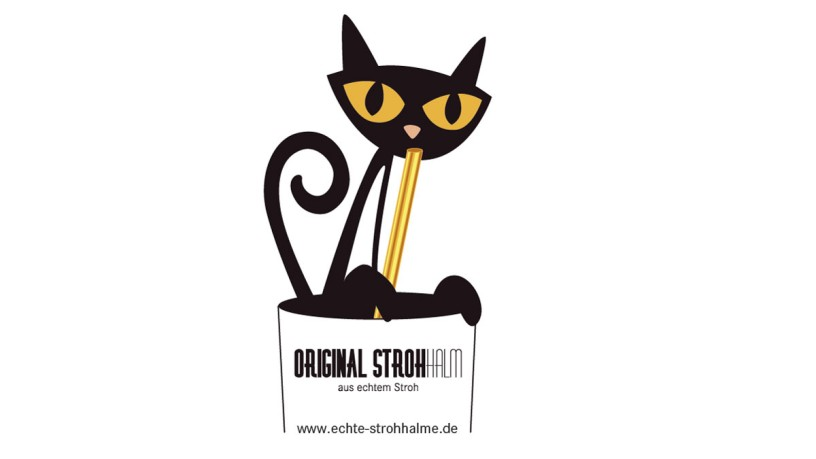 Anuga Start-ups Halle 7 - OS-Original STROHhalm GmbH - #real straws #TrinkhalmeAusStroh #compostable drinking straws