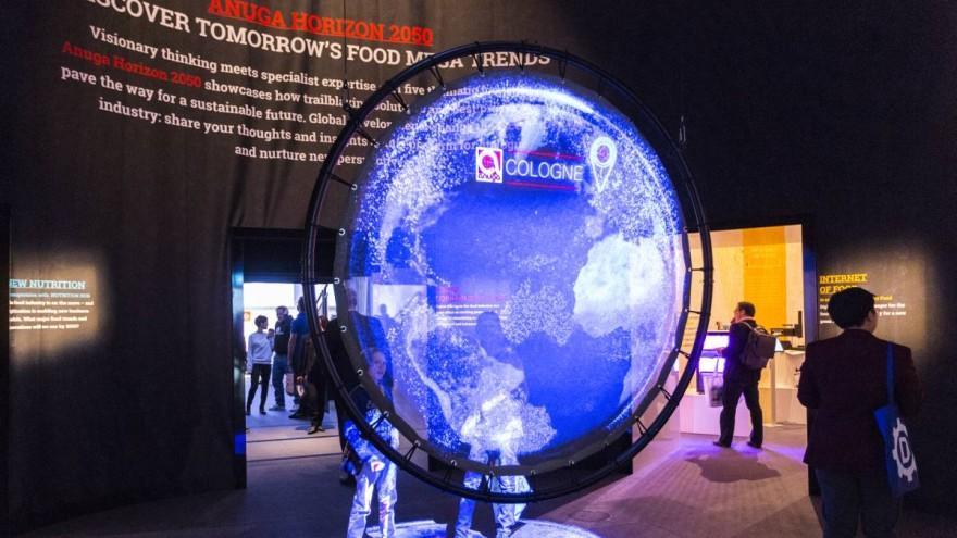 Food trends and focus themes, Anuga horizon 2050
