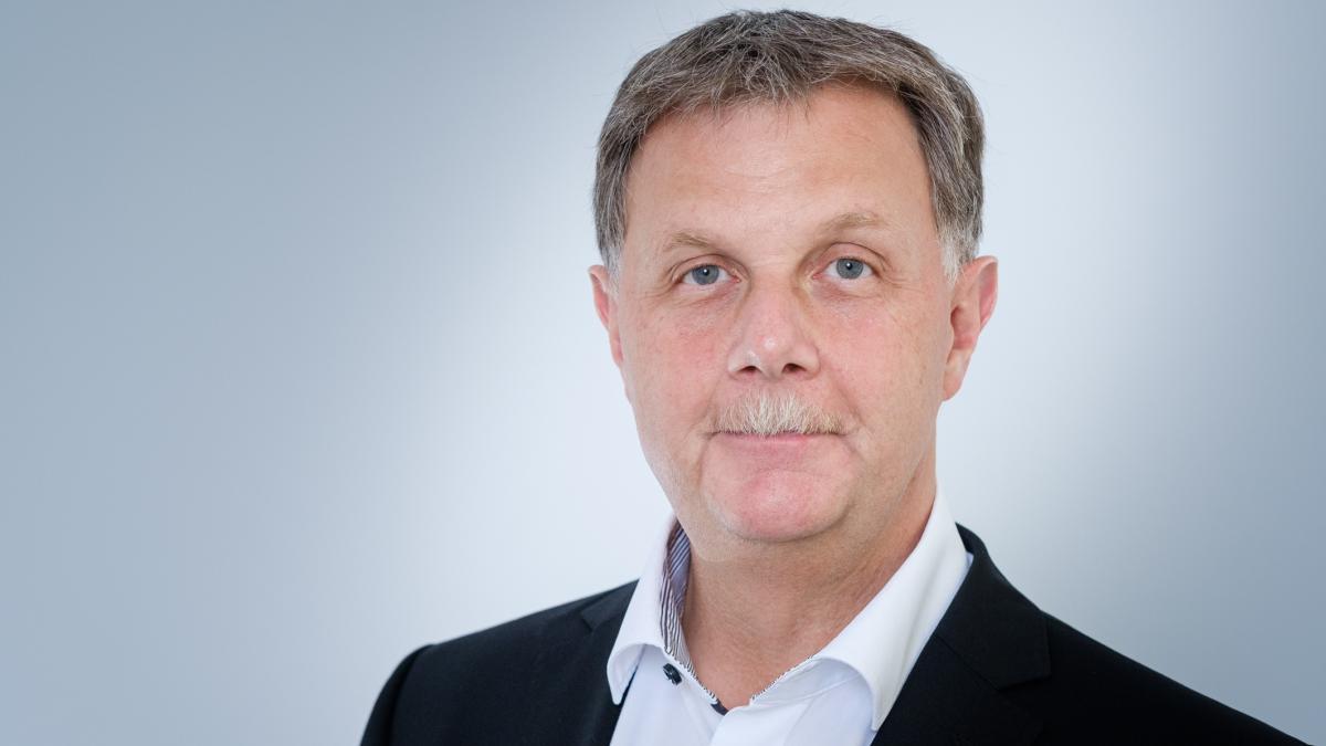 Jörg Müller, self-employed Rewe merchant, Vice-President of the Food Trade Association