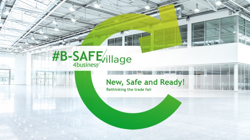 #B-Safe Village Koelnmesse