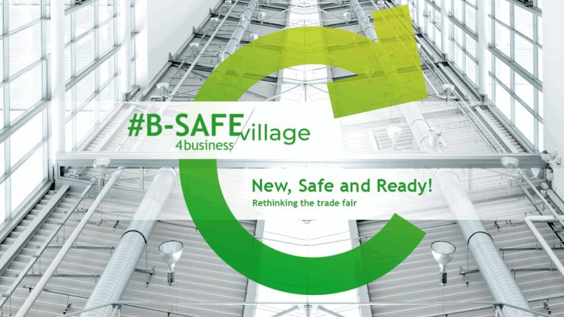 #B-Safe Village Koelnmesse