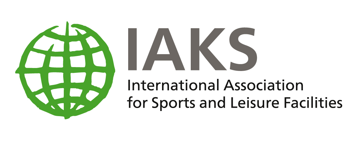 Logo IAKS - International Association for Sports and Leisure Facilities