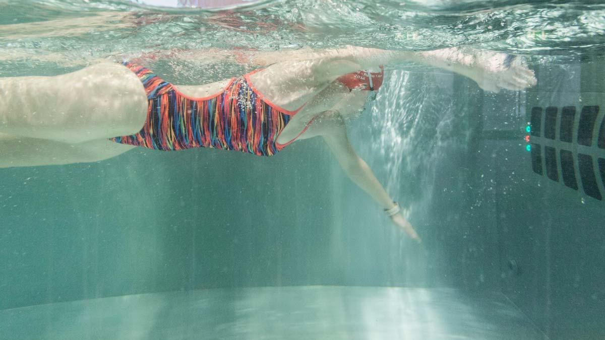 Schwimmen macht und hält gesund, Schwimmen lernen rettet Leben.