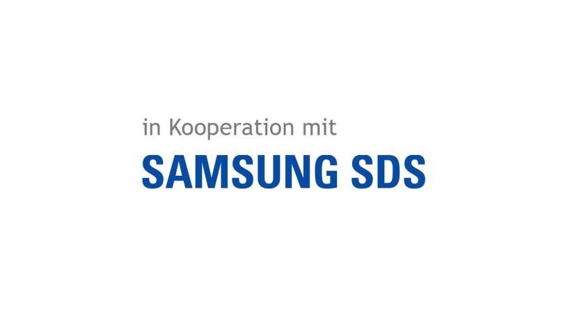 In Kooperation mit Samsung SDS