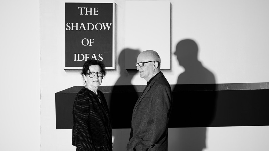 Gaby and Wilhelm Schürmann are the recipients of the ART COLOGNE Prize 2020