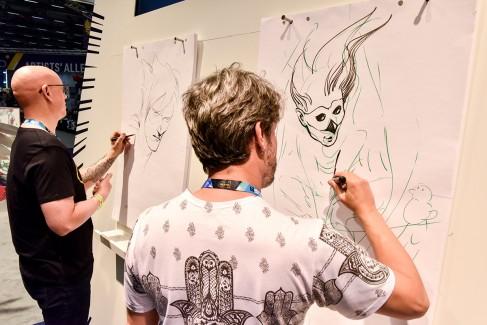 Artists Alley CCXP Cologne (4)
