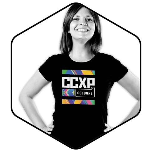 CCXP_COLOGNE_Merchandise_T-Shirt_Logo_bunt
