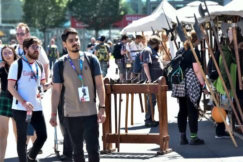 Mittelaltermarkt CCXP COLOGNE 2019 (1)