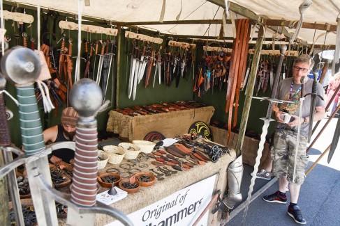 Mittelaltermarkt CCXP COLOGNE 2019 (5)
