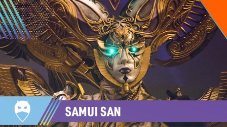 Samui San | Bhunivelze