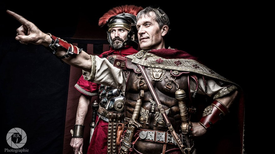 Caesar Costumludi - CCXP COLOGNE