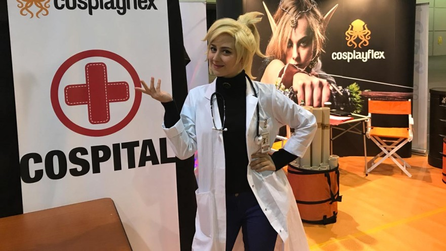 Cosplay Cospital CCXP COLOGNE