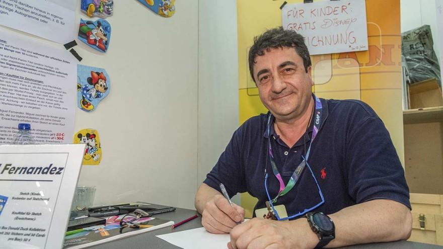 Miguel Fernandez Martinez