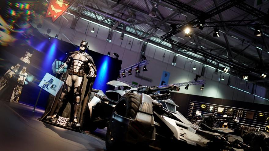 Batman at CCXP COLOGNE