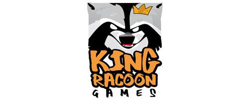 KingRacoon Logo