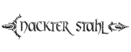 Logo Nackter Stahl