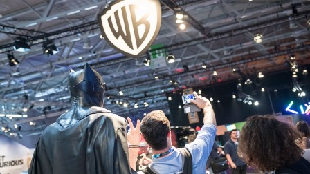 CCXP COLOGNE – supported by the entertainment industry