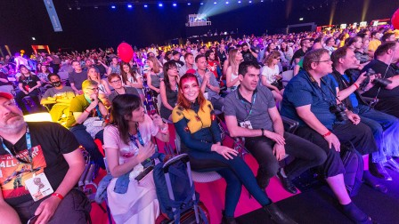 The biggest Comic Con Experience in Europe