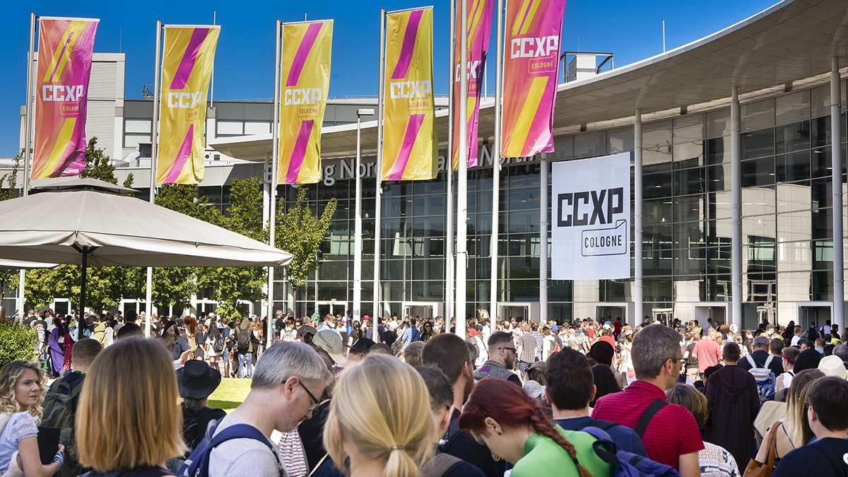 Ccxp Köln