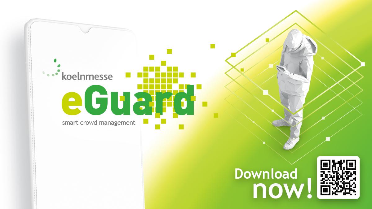 eGuard app by Koelnmesse