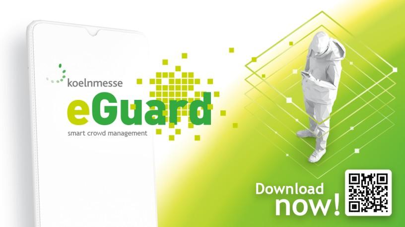Guard app by Koelnmesse