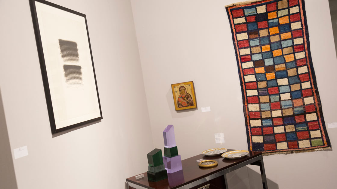 Young Collectors Room at Cologne Fine Art