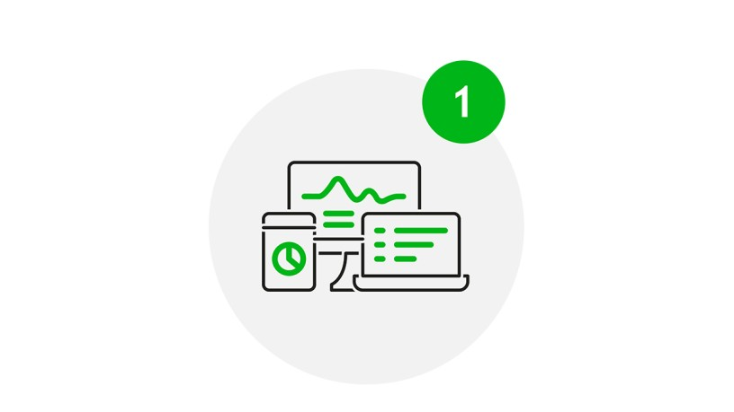 Icon Monitoring