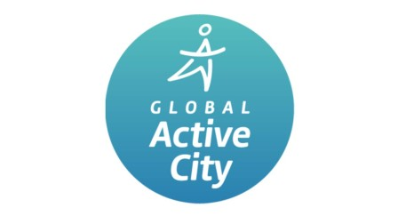 Global Active City Lable