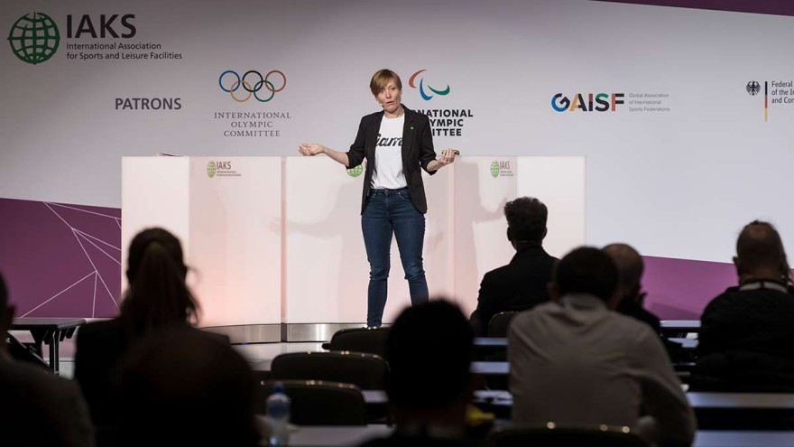IAKS Kongress at FSB
