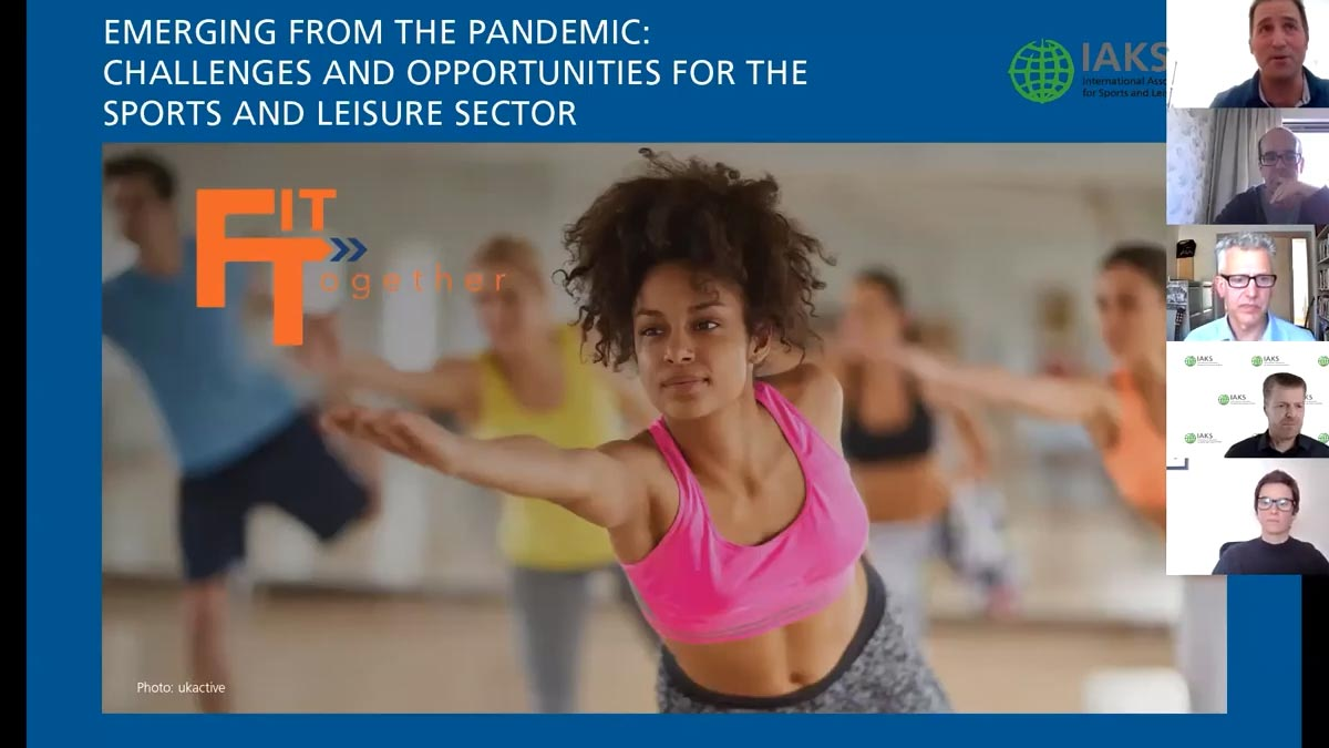 Emerging from the Pandemic: Challenges and Opportunities for the Sports and Leisure Sector