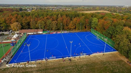 Synthetic turf achieves improved environmental balance