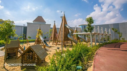Mall of Arabia - Photo CONCETTO STUDIOS