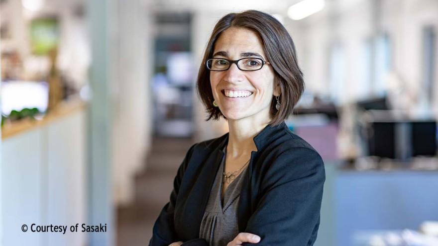 Kate Tooke, ASLA, PLA, Assoziierte Direktorin bei Sasaki